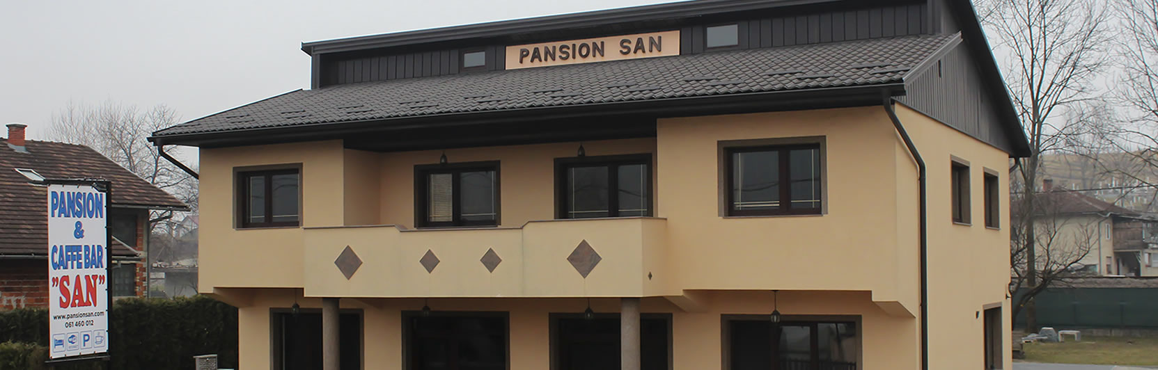 Pansion SAN